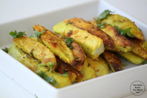 Taro Chips / Arbi ki Sabzi