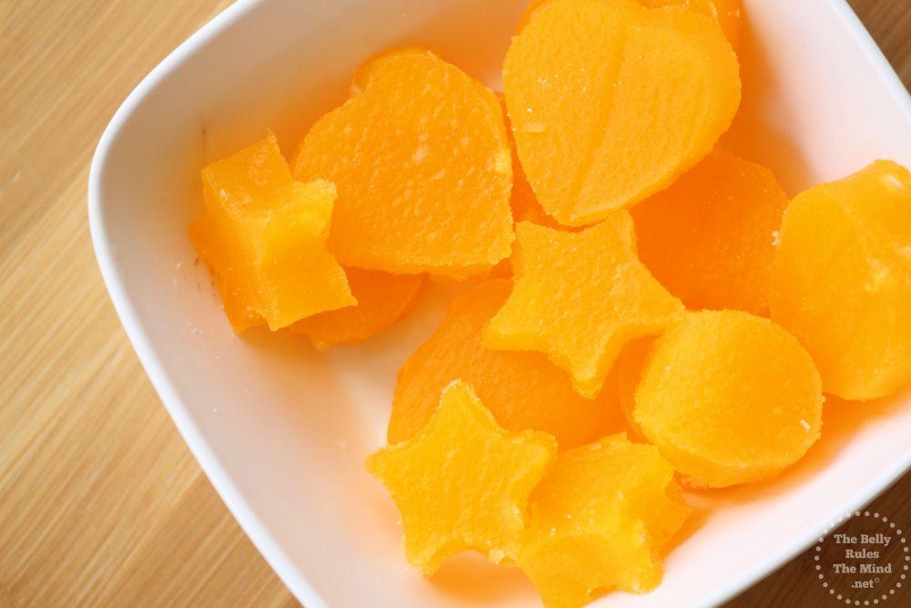 Homemade Real Fruit Gummies