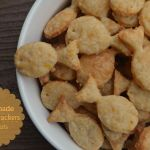Why you need to stop buying Goldfish crackers and make your own.