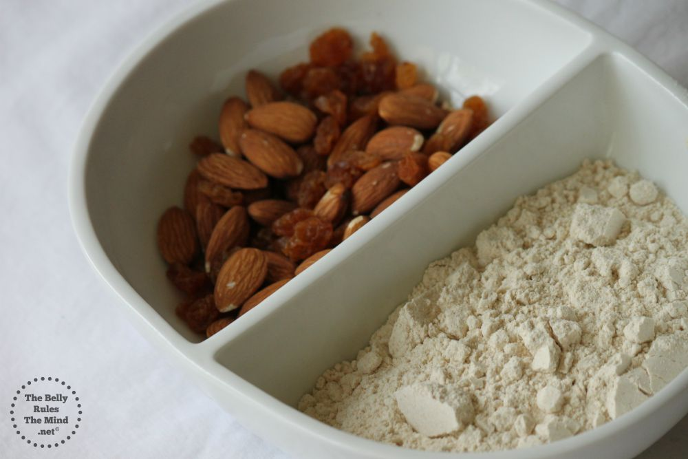 Nuts and flour