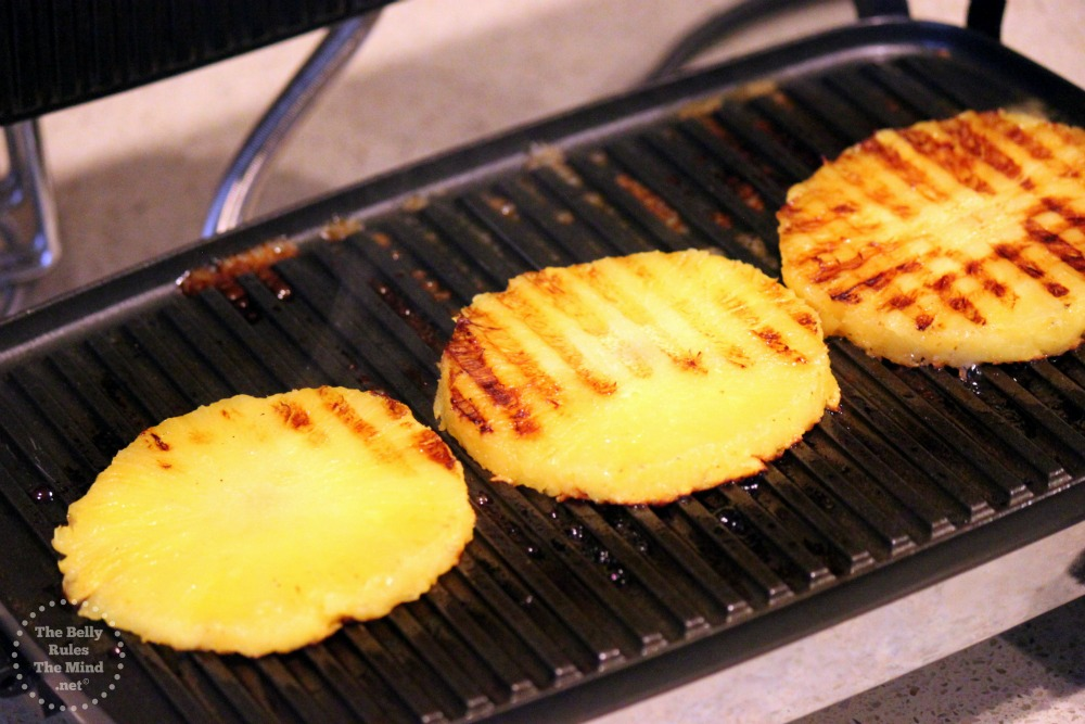 grilled Pineaaple