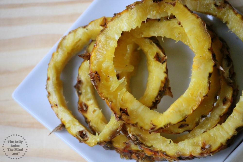 pineapple skins