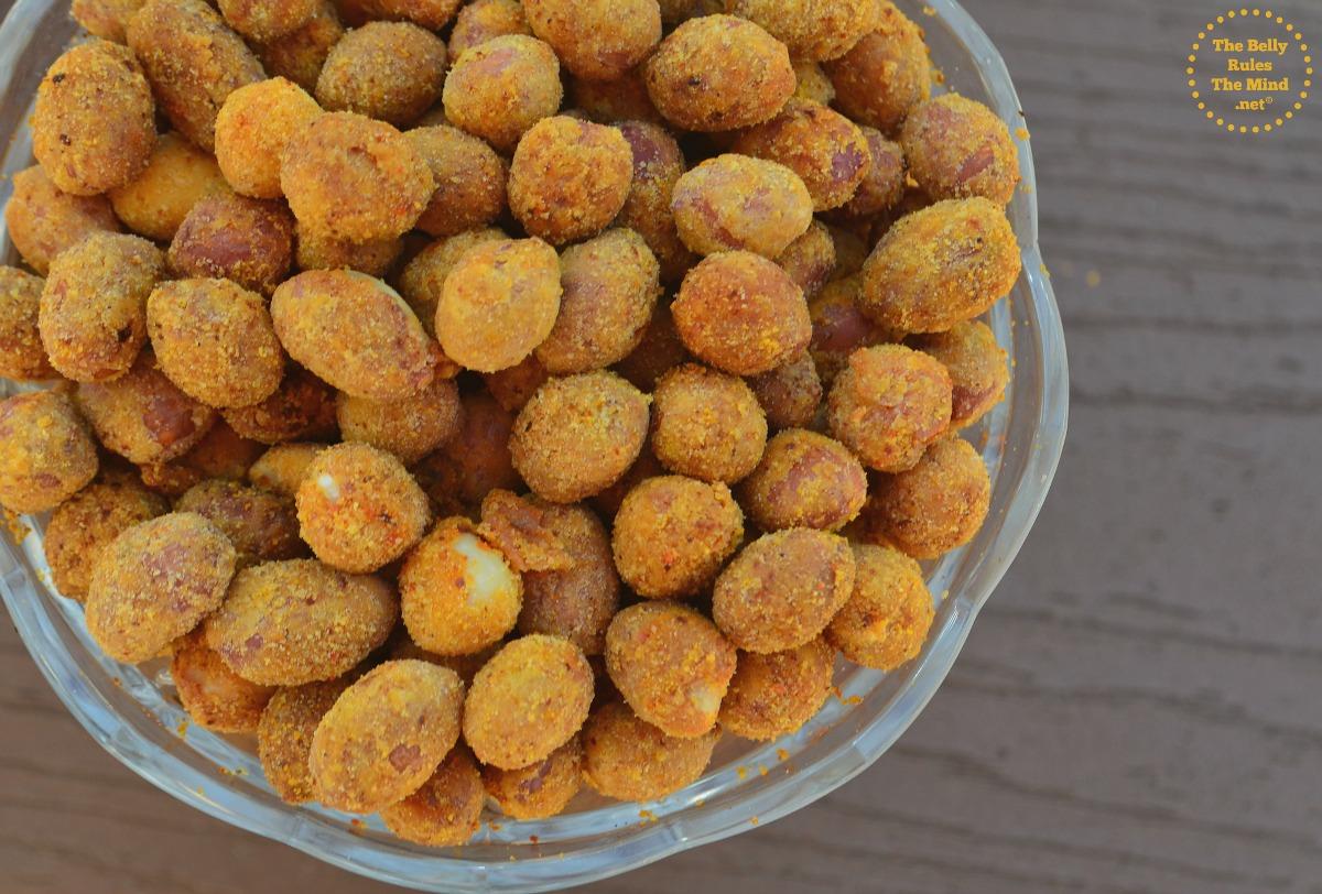instant masala peanuts