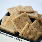 Mathri Wheat Crackers