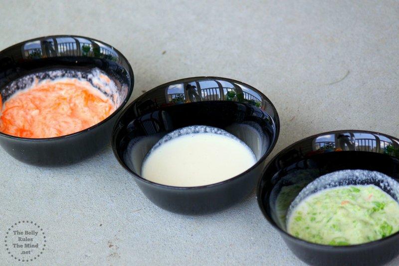 1-Tirangi Idli Ingredients