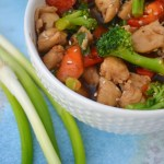 Quick & Easy  Teriyaki Chicken  Stir-fry