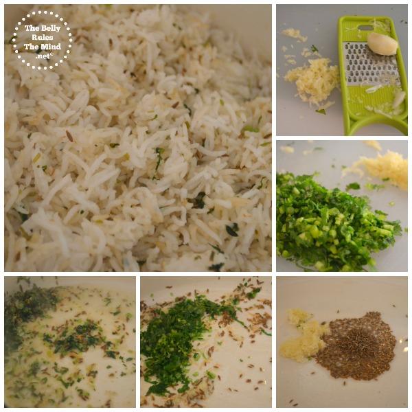 Cilantro & Lime Rice