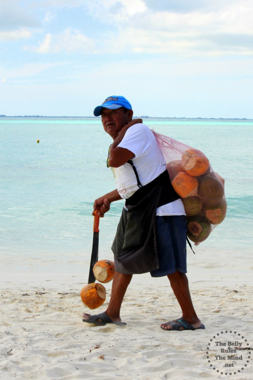 Local selling Coconut