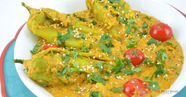Hyderabadi Mirch Ka Salan- Chili Curry