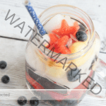 Red White & Blue Sparkling Patriotic Lemonade