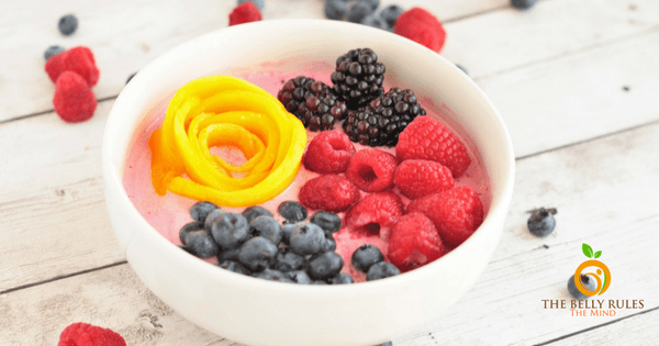 Fruity Breakfast Yogurt Bowl