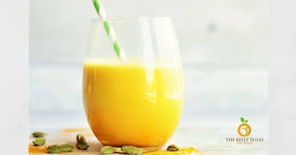 Turmeric Latte / Golden Milk / Haldi Doodh (V+GF)