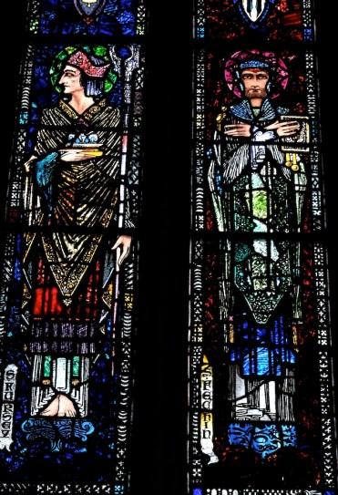 St Fursey and St Fechín