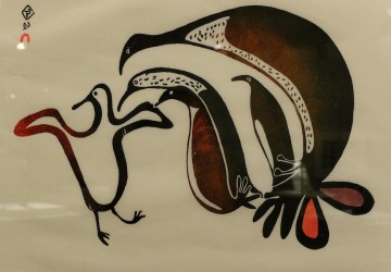 National gallery, Inuit art