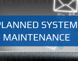 Planned Weekly System Maintenance