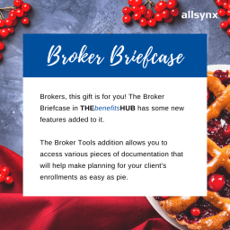 12 Days of Christmas – Broker Briefcase