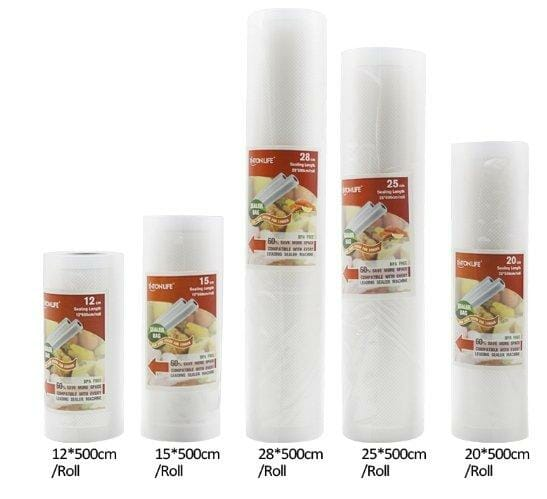 Embalagens Para Seladora a Vácuo de Alta Qualidade - The Best Acessórios