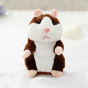 Hamster Falante de Pelúcia - The Best Acessórios