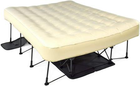 Air Mattress With Frame
