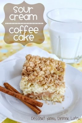 Sour Cream Coffee Cake1