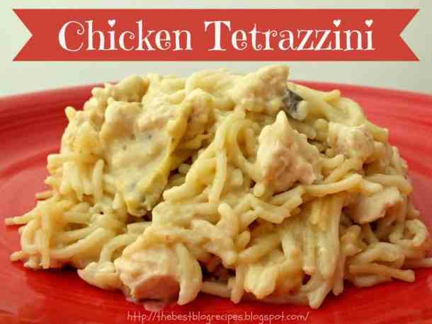 Chicken Tetrazzini | The Best Blog Recipes Casserole Recipe Round Up