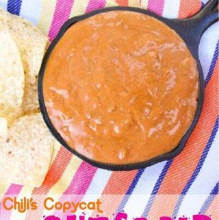 Chili's Copycat Queso Dip