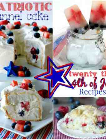 23 Fourth of July Recipes!