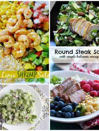 Summer Salad Recipes that you'll love!