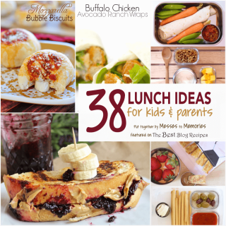38 Lunch Ideas for Kids & for Parents
