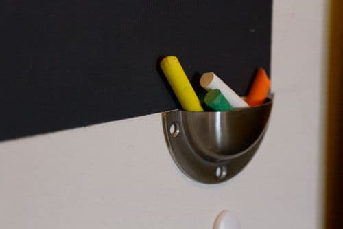 Broom Closet Makeover featured on Organization and Cleaning Tips from The Best Blog Recipes