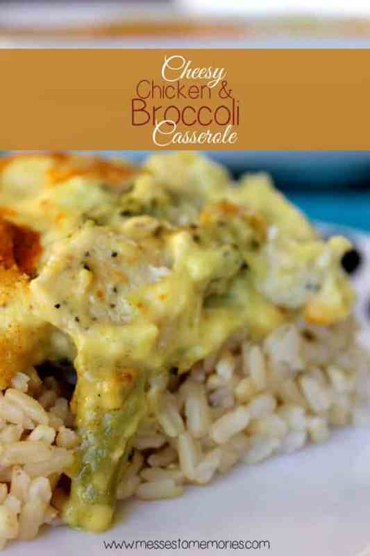 Broccoli Casserole featured on 25 Gluten Free Recipes from The Best Blog Recipes