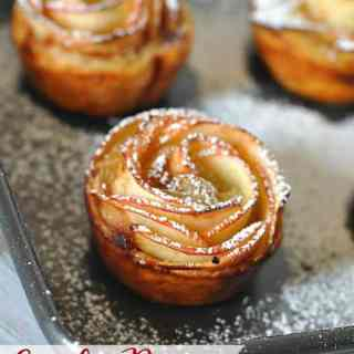 Apple Rose Pastries