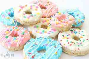 Donut Krispie Treats