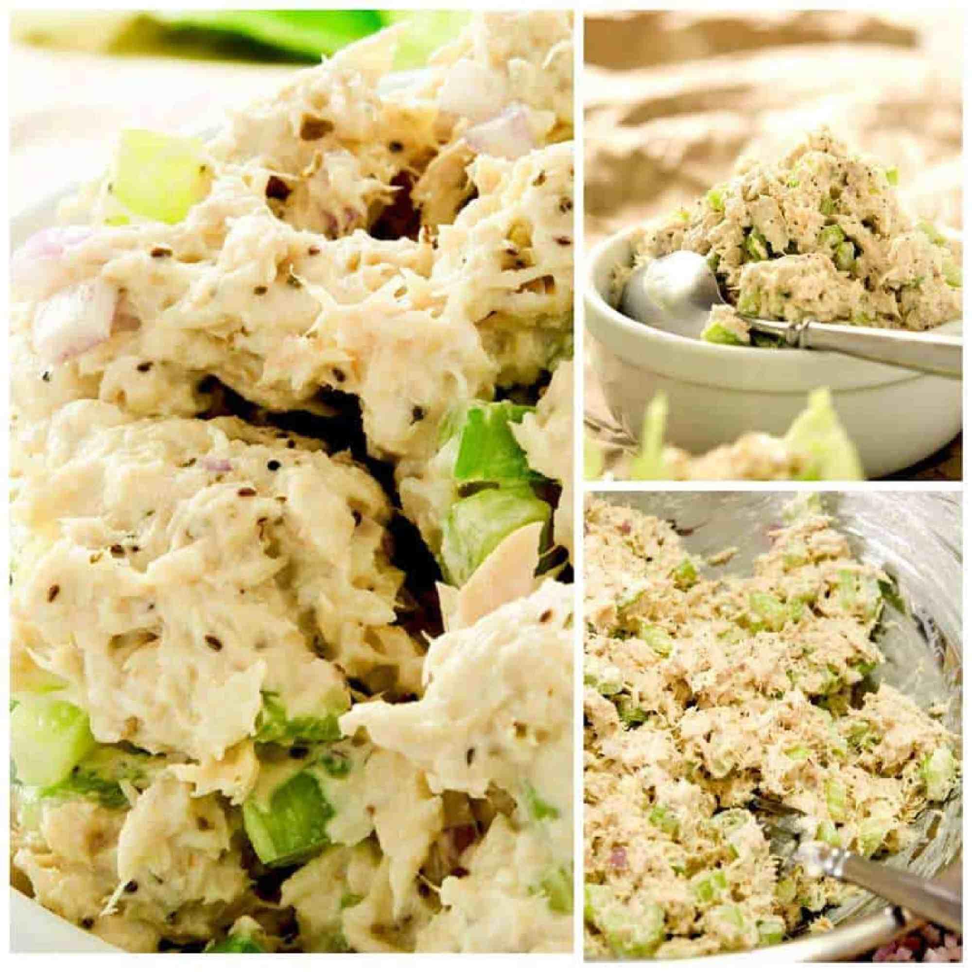 Low Carb Tuna Salad
