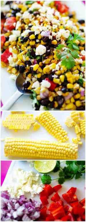 Mexican Street Corn Salad Long Pin
