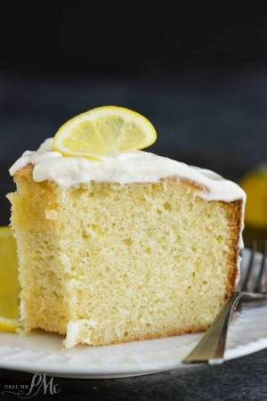 Trisha Yearwoods Lemon Pound Cake Glaze
