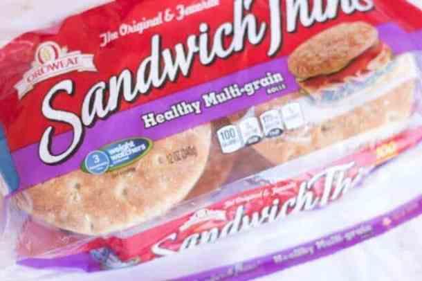 Weight Watchers Sandwich Thins