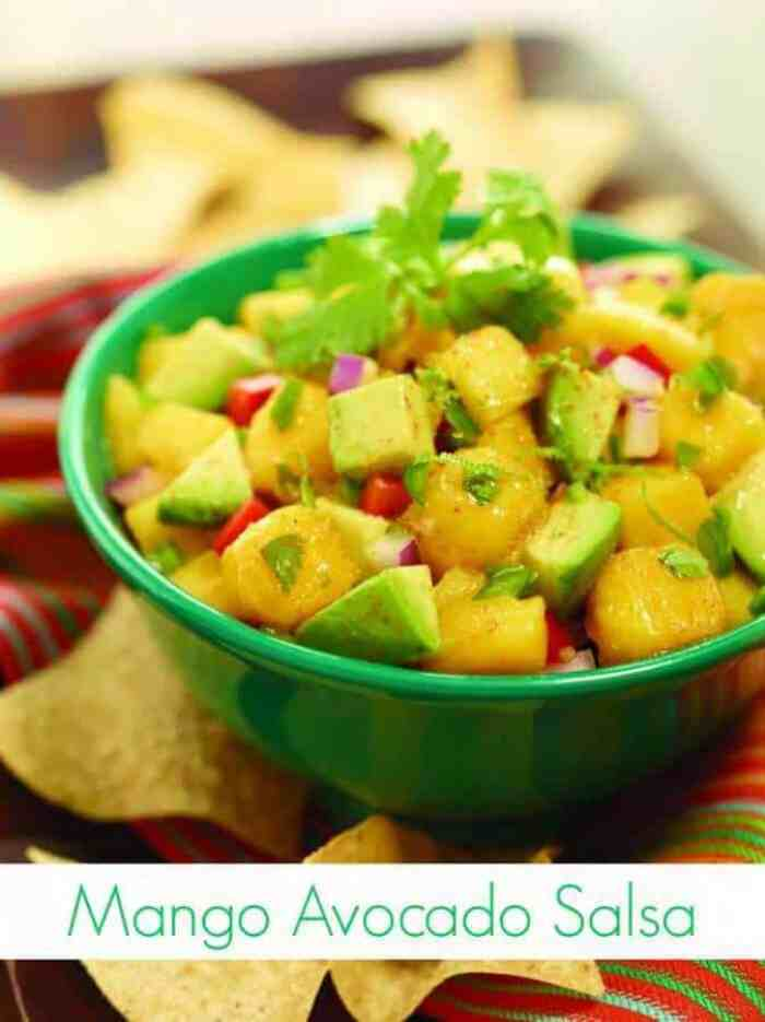 10 Avocado Mango Salsa Recipe