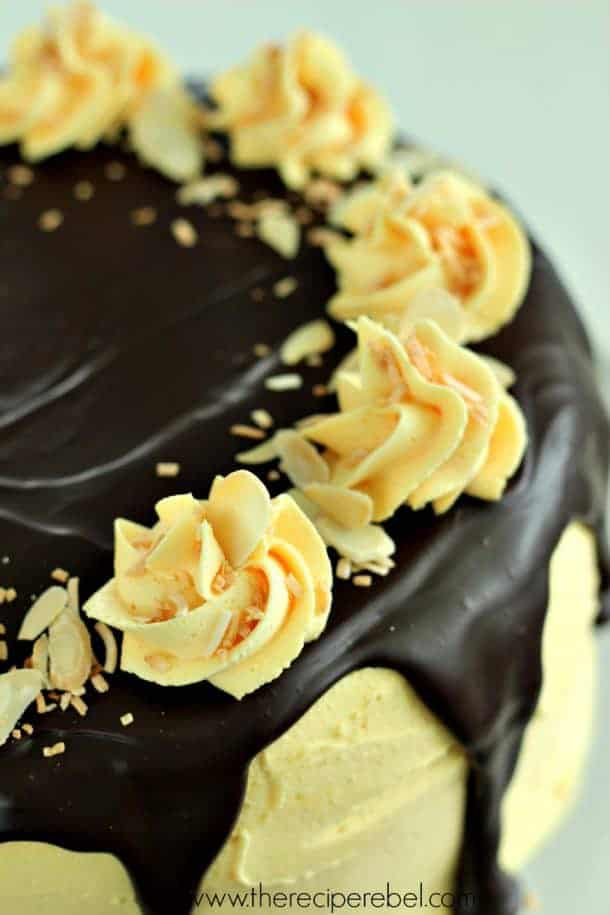 Nanaimo Layer Cake--Part of The Best Layer Cakes