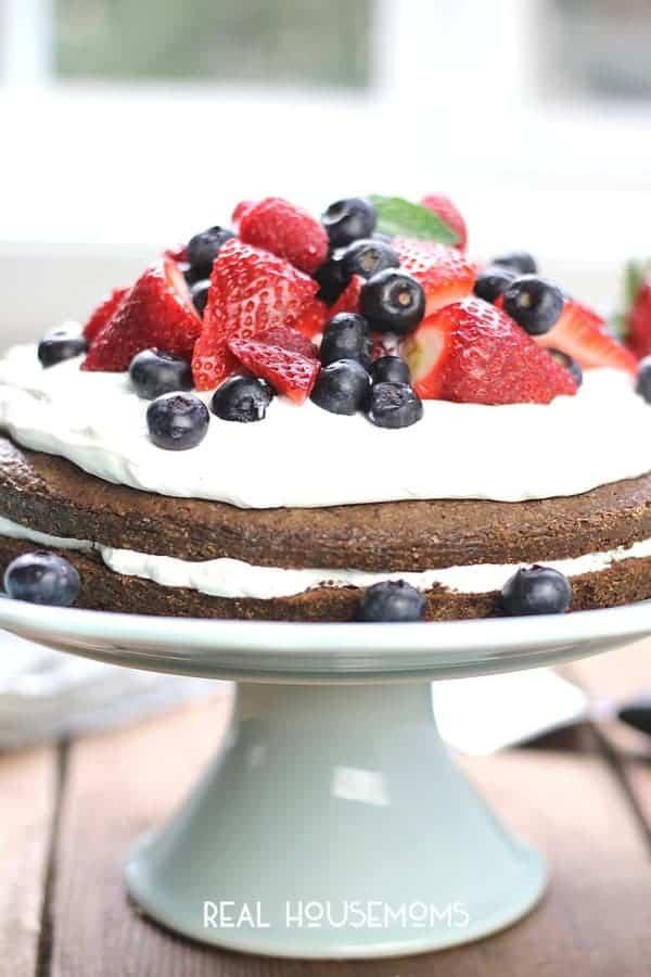 Easiest Strawberry Shortcake Recipe