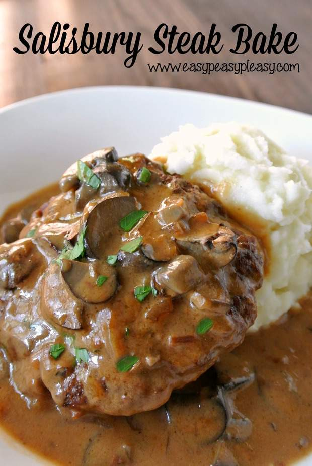 This deliciously easy Salisbury Steak Bakeis going to blow your socks off with a comfort food taste explosion. Plus, you are going to absolutely love how easy this delicious recipeis to make.
