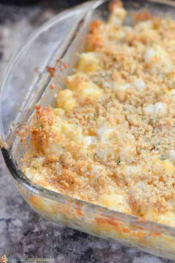 Funeral Potatoes Recipe -- part of Loaded Potato Recipes that make the PERFECT Dinner Side Dish