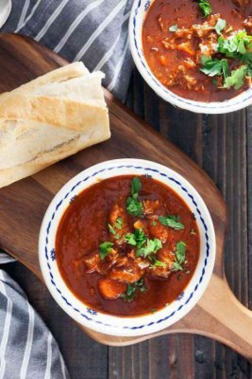 Goulash Soup Recipe