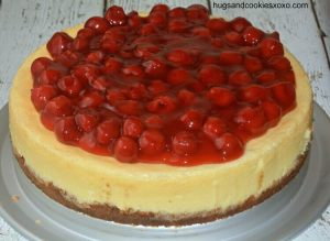 Cherry Pie Cheesecake