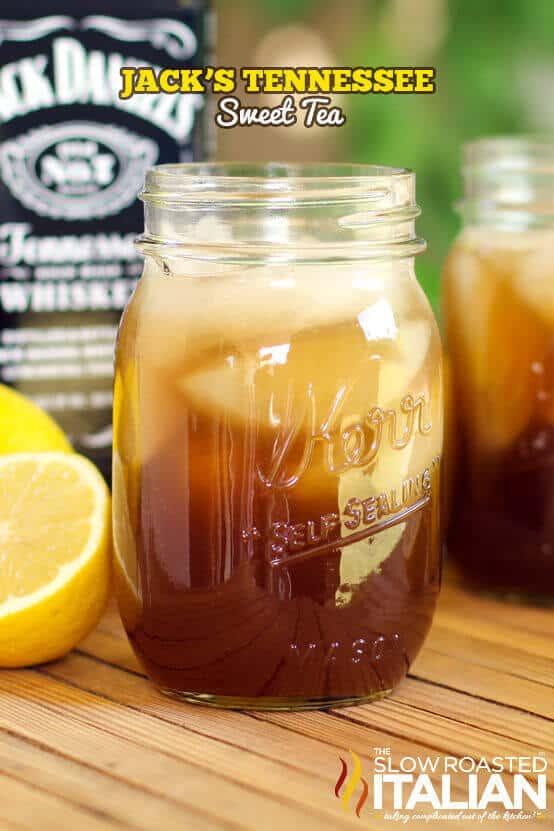 12 Jack's Tennessee Sweet Tea