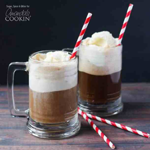 17 Rootbeer Float Cocktail