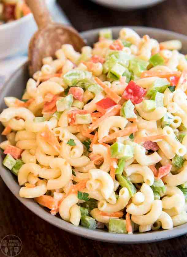 Classic Macaroni Salad -- part of The Best Picnic and Potluck Recipes