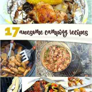 17 Awesome Camping Recipes