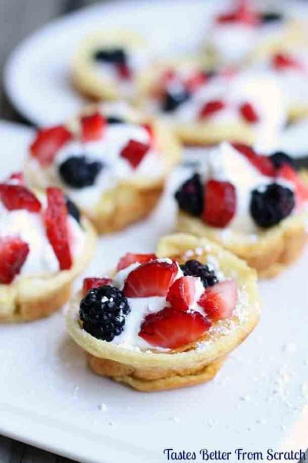 Mini German Pancakes-- Part of THE BEST PANCAKE RECIPES