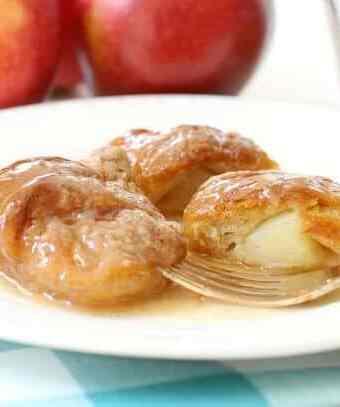 Country Apple Dumplings